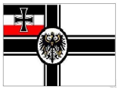 Fahne Kaiserliche Marine 90 x 150 cm