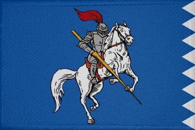 Aufnäher Patch Ritter Motiv Nr. 50  9 x 6 cm