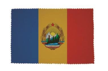 Glasreinigungstuch  Rumänien Volksrepublik