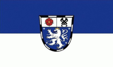 Flagge Saarbrücken