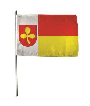 Stockflagge Salzkotten 30 x 45 cm
