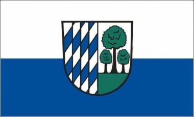 Flagge Sandhausen