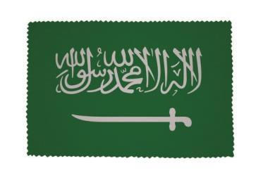 Glasreinigungstuch Saudi Arabien