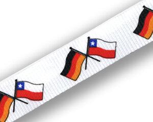 Schlüsselband Deutschland-Chile