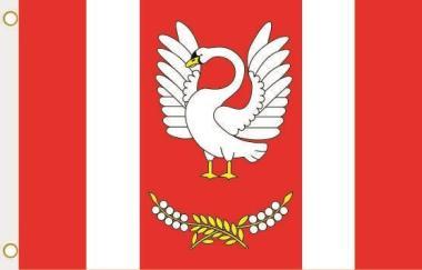 Fahne Schwanheide 90 x 150 cm