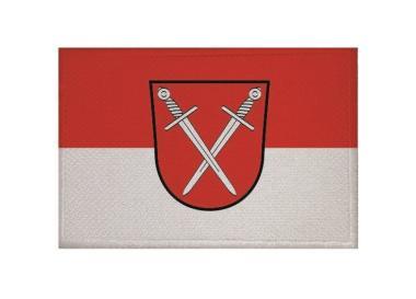 Aufnäher Schwerte Patch 9 x 6 cm