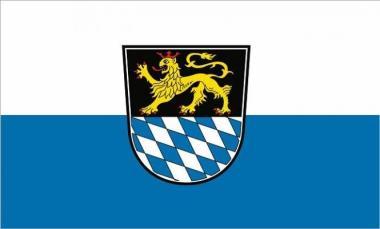 Flagge Simmern ( Hunsrück )