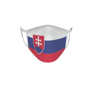 Gesichtsmaske Behelfsmaske Mundschutz Slowakei