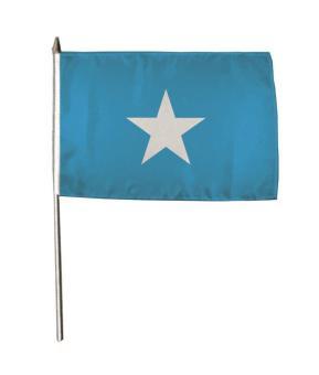 Stockflagge Somalia 30 x 45 cm