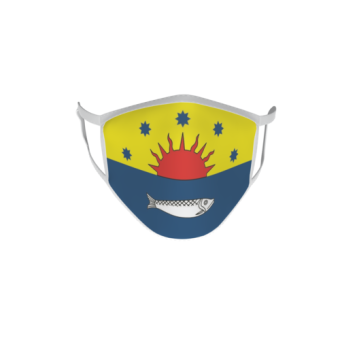Gesichtsmaske Behelfsmaske Mundschutz Sylt Ost