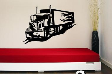 Wandtattoo Truck Motiv Nr. 1