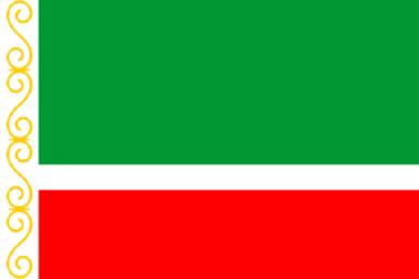 Flagge Tschetschenien