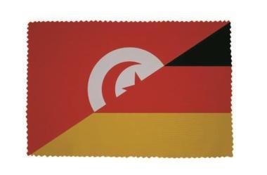 Glasreinigungstuch Tunesien-Deutschland