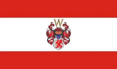 Flagge Uckermünde