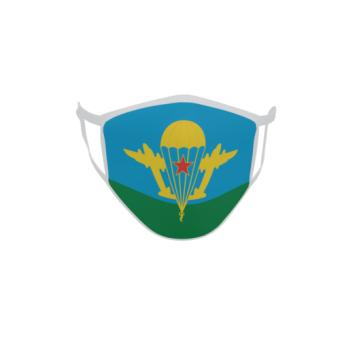 Gesichtsmaske Behelfsmaske Mundschutz UdSSR Fallschirmjäger