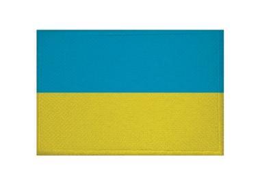Aufnäher Patch Ukraine 9 x 6 cm
