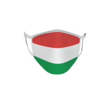 Gesichtsmaske Behelfsmaske Mundschutz Ungarn