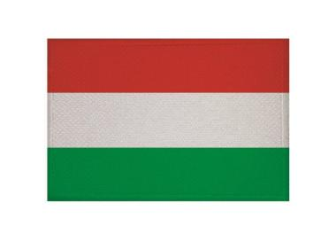 Aufnäher Ungarn Patch 9 x 6 cm