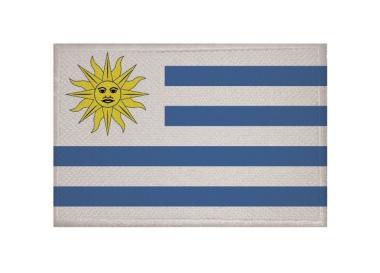 Aufnäher Patch Uruguay 9 x 6 cm