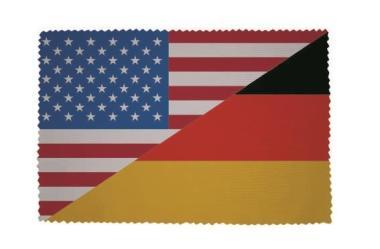 Glasreinigungstuch USA-Deutschland