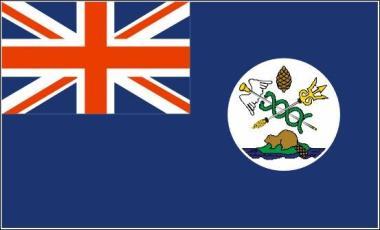 Flagge Vancouver Island
