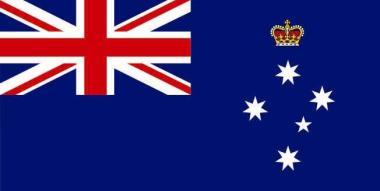 Flagge Victoria