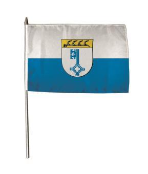 Stockflagge Weilheim an der Teck 30 x 45 cm