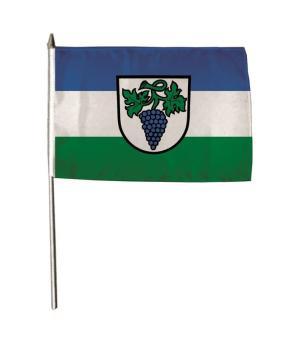 Stockflagge Weingarten (Baden) 30 x 45 cm