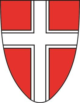 Aufkleber Wien Wappen