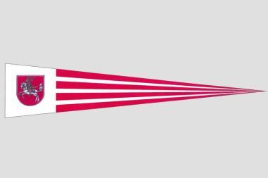 Wimpel Dithmarschen 150 x 30 cm