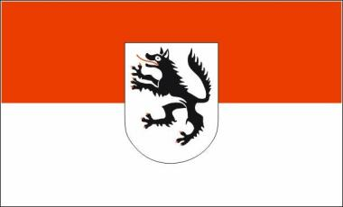 Flagge Wolfratshausen