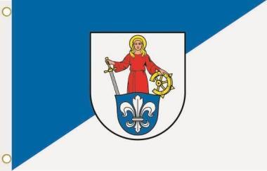 Fahne Wolmirstedt 90 x 150 cm