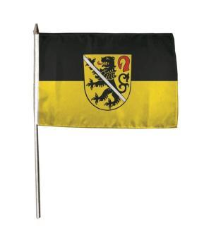 Stockflagge Zeil am Main 30 x 45 cm