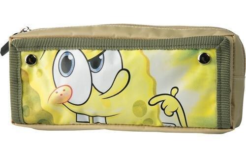 Stiftemäppchen Sponge Bob gelb
