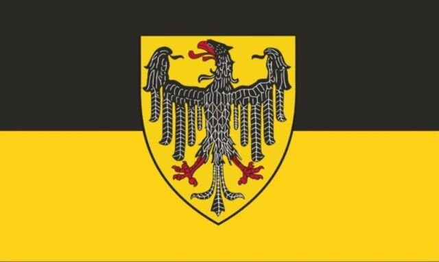 Miniflag Aachen 10 x 15 cm