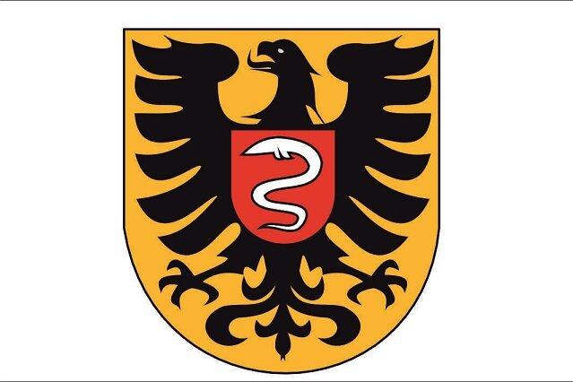 Aufkleber Aalen Wappen