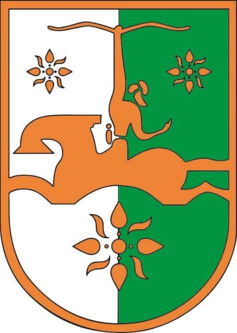 Aufkleber Abchasien Wappen