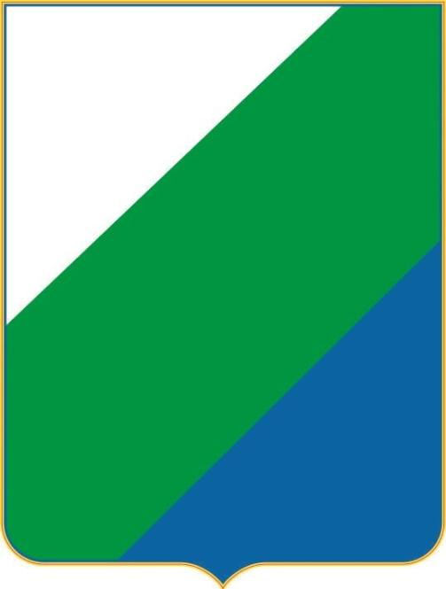 Aufkleber Abruzzen Wappen