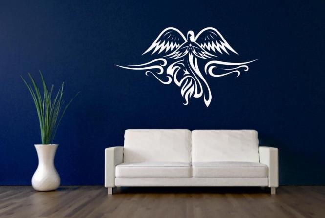 Wandtattoo Abstract Angel