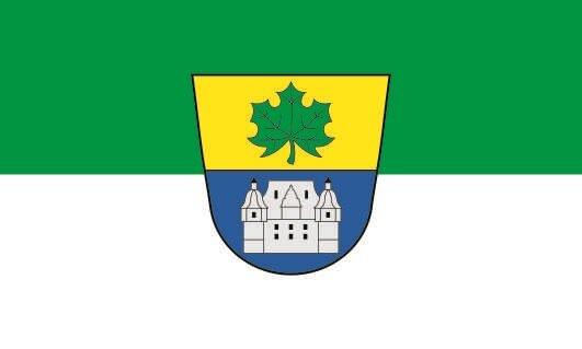 Aufkleber Ahorn ( Landkreis Coburg )