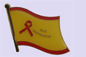 Pin Aids Avareness 20 x 17 mm