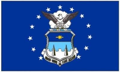 Fahne Airforce Academy 90 x 150 cm