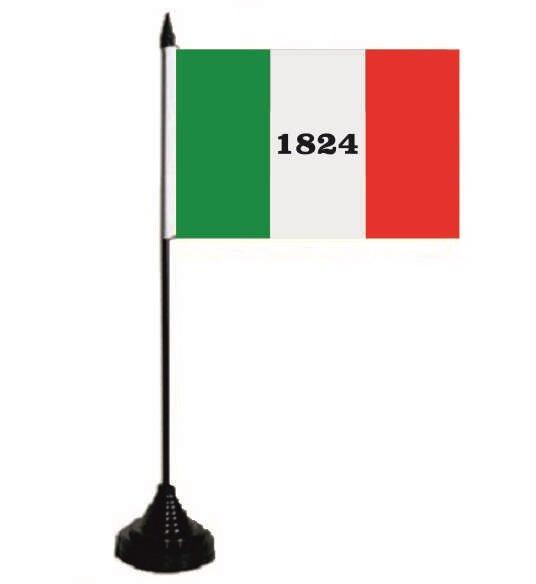 Tischflagge Alamo 10 x 15 cm