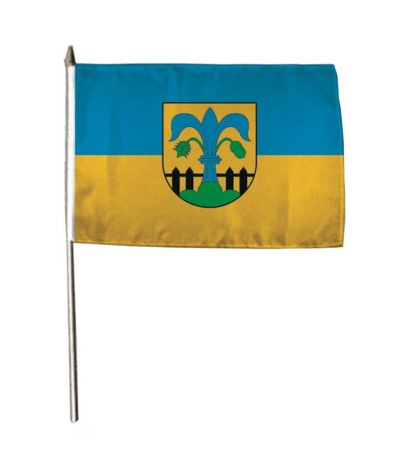 Stockflagge Alfdorf 30 x 45 cm