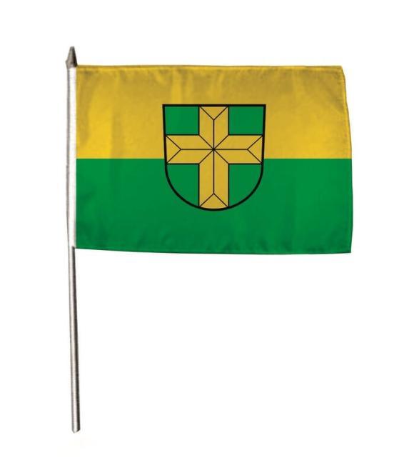 Stockflagge Allmannsweiler 30 x 45 cm