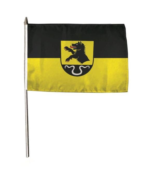 Stockflagge Altdorf bei Böblingen 30 x 45 cm