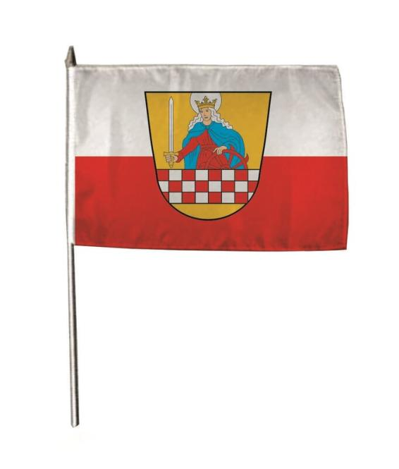 Stockflagge Altena 30 x 45 cm
