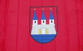 Fahne Hamburg Altona 90 x 150 cm