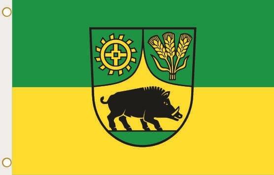 Fahne Amt Golßener Land 90 x 150 cm