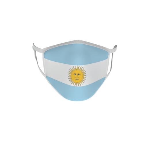 Gesichtsmaske Behelfsmaske Mundschutz Argentinien